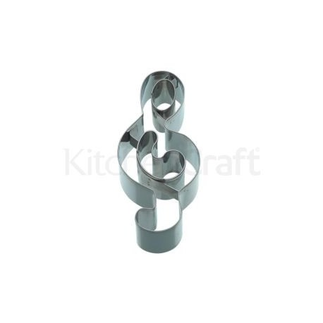 Cookie Cutter clef, 12 cm