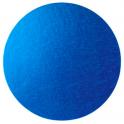 Planche bleue ronde, dia. 30 cm, épaisseur 1.2 cm