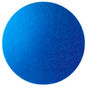 Cake Board blue, cm 30 diameter, 10 mm thick