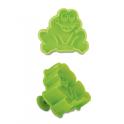 Decoration cutter frog, 5.5 cm