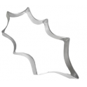 Emporte-pièce - houx, 12 cm