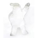Emporte-pièce - Père-Noël saluant, 10 cm