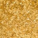 RD - Glitter cristaux pailletés comestibles doré, 5 g