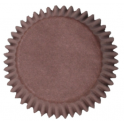 Brown Baking Cases, 50 per pack