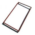 Silikomart - Anneau de soutien rectangulaire, 1 pièce