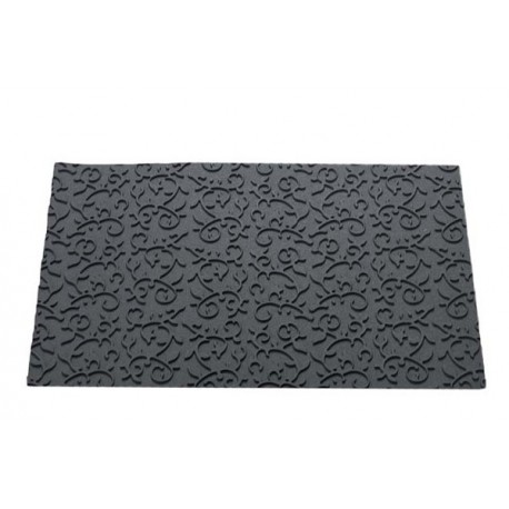 Silikomart - Tapis relief Arabesque, 250 x 185 mm