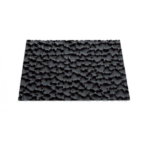 Silikomart - Texture mat Heart, 250 x 185 mm