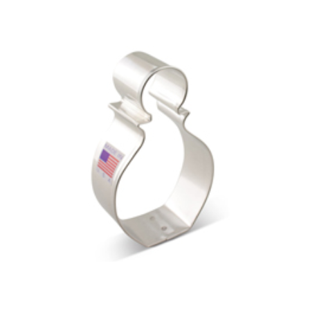 Cookie Cutter perfume bottle, approx. 9 cm