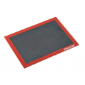 Silikomart - Tapis en silicone micro-foré, 30 x40 cm