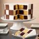 Wilton - moule à gâteau en échiquier