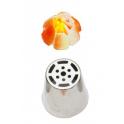 Douille en acier inoxydable tulipe délicate, 246