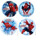 Wafer disc Spiderman,  21 cm