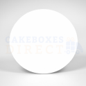 Cake Board white  cm 25.3 diameter