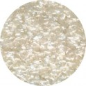 Edible Glitter Flakes White, 28 g
