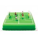 PME - Decoration kit soccer, set of 9