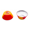 Cupcake liners Spain, 50 pieces
