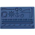 Wilton Fondant and Gum Paste Silicone Mold Nautical