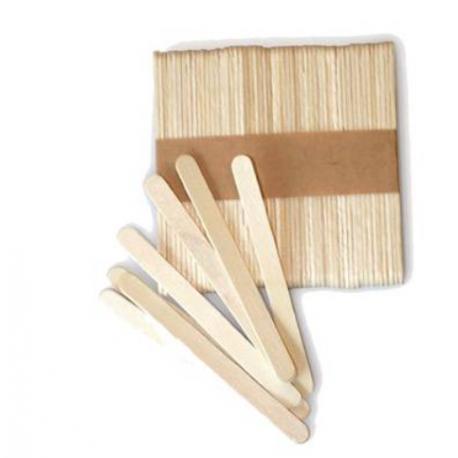 Silikomart - Wood sticks, 113 mm, 100 pieces