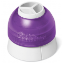 Wilton - ColorSwirl Three-color coupler