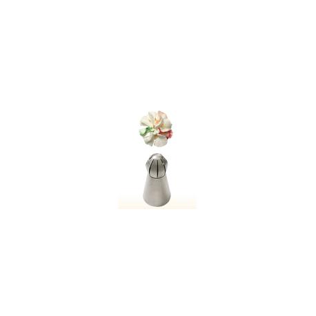 Decorating tip for whipped cream, medium, 41