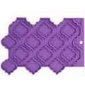 Wilton - Silicone Mold Precision Pattern trellis