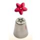 Decorating tip starflower, 8B