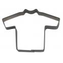 Soccer shirt cookie cutter, 7 cm
