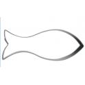 Ausstechform Fisch, 7 cm
