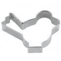 Cookie Cutter bird (small), tin plate, 4 cm