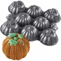 Wilton - 3D Small Pumpkin Pan Wilton, 8 cavities