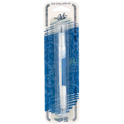 RD - Double sided Food Pen Royal Blue