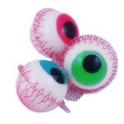 Trolli - Jelly Candy Eyeballs, approx. 3.5 cm, 1 piece