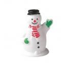 Décoration bonhomme de neige, 1 pièce