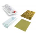 Silikomart - Flocons, kit pour bûche
