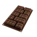 Silikomart - Choco block Silicone mold