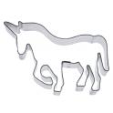 Emporte-pièce - licorne, 10 cm