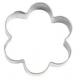 Emporte-pièce - fleur simple, 4  cm