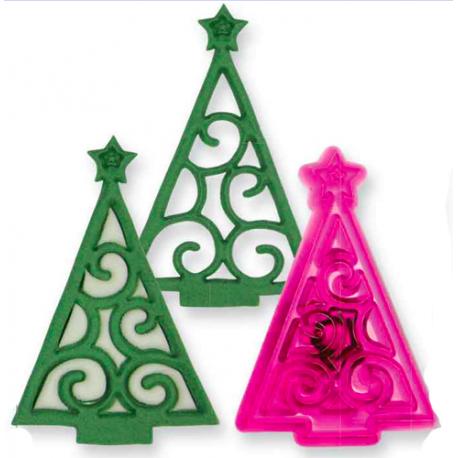 JEM - Christmas Tree Scroll cutter
