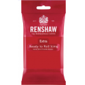 Renshaw Extra - Sugar paste red, 250 g