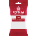 Renshaw Extra - Sugar paste white, 250 g