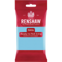 Renshaw Extra - Sugar paste baby blue, 250 g