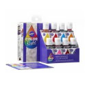Wilton Color Right Kit colorant en gel, 8 pièces