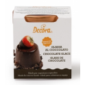 Decora chocolate glace, 250 g