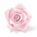 Decora Big pink Sugar Roses, 6 pieces, approx. 4 cm