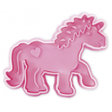 Decoration cutter unicorn, 7 cm