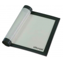 Silikomart - Tapis noir en silicone, 30 x40 cm