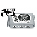 Massa Ticino - Sugar paste pitch black, 250 g