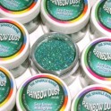 Rainbow Dust Sparkle Range - Hologram sea green, 5g