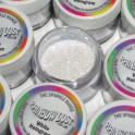 Rainbow Dust Sparkle Range - hologram blanc, 5g