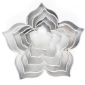 Cookie Cutter Lily, set of 5